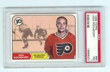 1968 Topps  # 95 Leon Rochefort PSA 7 Hockey