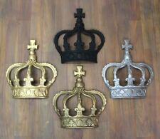 "King Crown Queen Prince Wall Art Princess England "" Choose Color After Buying """