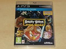 Angry Birds Star Wars PS3 Playstation 3 **FREE UK POSTAGE**