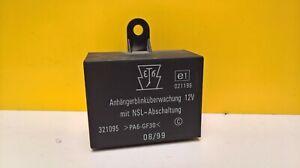 Anhängerblinküberwachung 321095 mit NSL Abschaltung 12V