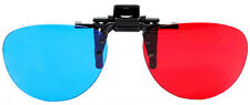 Brand New DOMO nHance RB40P Anaglyph Passive Red and Blue Video 3D Glasses