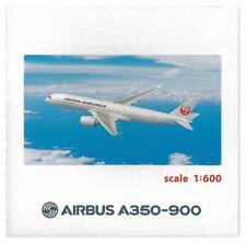 KB Airliner JAL a 350 -900 Diecast Model 1/600 Scale BJS 1007 From Japan