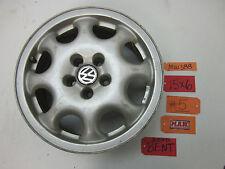 FITS 95 96 97 PASSAT VW 15 X 6 INCH ALUMINUM WHEEL ALLOY RIM 8 SPOKE SPARE CAR
