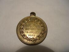 1895 14 JUILLET MÉDAILLE SOUVENIR DE LA FETE NATIONALE
