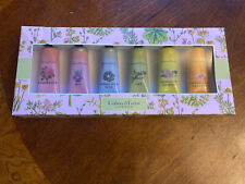 Crabtree & Evelyn Hand Therapy Collection Box Set 6 Piece A Couple Ones Rare