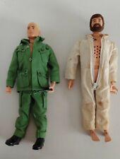 Vintage 1964 G.I. Joe Lot Figures With Clothes Accessories Gun Boots