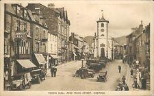 Town hall and main street keswick; 1943; GP Abraham