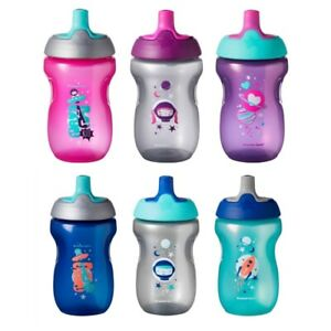 Tommee Tippee Active Sports Bottle - 3 Pack