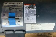 Marathon Dc Motor Z612 1hp 1750rpm Frame Xls56c Fr Encl Tefc 90v 10a New