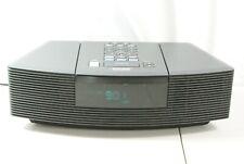 New listing Bose Wave Radio Cd Player Black Am/Fm Aux Cd Awrc-1G