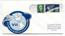 1968 Apollo VII Schirra Eisele Cunningham Kennedy Space Center FL Space Cover