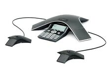 Polycom IP 7000 POE With 2 Microphones (2200-40040-001) Brand New