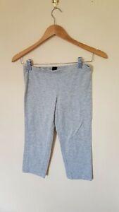Womens Grey Leggings Size 6-8 <CX2972z