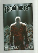 FRIDAY THE 13TH FEARBOOK #1 BODYCOUNT COVER NM