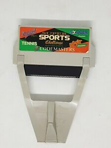GENUINE NINTENDO NES GAME - PLUG THRU - SUPER SPORTS CHALLENGE - CARTRIDGE ONLY