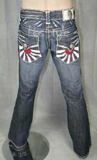 Laguna Beach Jeans Men's Corona del mar Leather 40 NWT