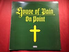 """E3-2 HOUSE OF PAIN On Point .. 12"""" SINGLE .. 1994 .. TB623"""