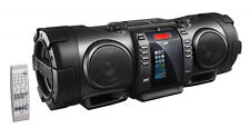 JVC RV-NB100BE Radio-Tuner /CD-Player  Tragbare Stereoanlage