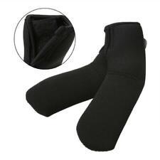 Baby Stroller/Pram/Buggy/Pushc hair Soft Handlebar Grip Cover Black Ss3