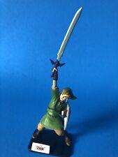 2012 Yujin Tomy Gacha Buildable Legend Of Zelda Skyward Sword Figure Link
