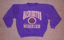 Vtg WASHINGTON HUSKIES UW Football National Champs 92 ROSE BOWL Sweatshirt XL