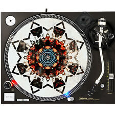 Portable Products Dj Turntable Slipmat 12 inch - Royal Guard