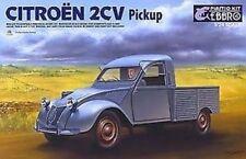 Camionetas de automodelismo y aeromodelismo Citroën
