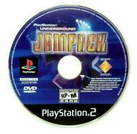 PlayStation Underground Jampack Summer 2001 - Sony PlayStation 2 PS2 Game Only