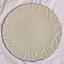 Lenox ''Georgian&#039 ;' Collection Cake Plate. Made In Usa
