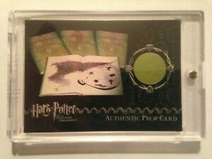 HARRY POTTER PRISONER OF AZKABAN POA UNFOGGING THE FUTURE PROP CARD /930 VARIANT