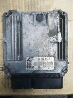 2006 VW SHARAN 2.0 TDI ENGINE CONTROL UNIT ECU 03G906016JN 0281012697