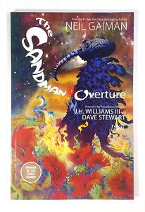 The Sandman Overture Vol.1 (2013) DC/Vertigo Comics TPB