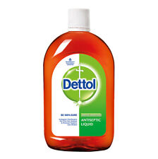 Dettol Antiseptic Disinfectant liquid First aid Surface Cleaning Hygiene -select