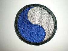 US ARMY 29TH INFANTRY DIVISION PATCH - FULL COLOR