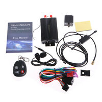 Spy Car Vehicle Realtime SMS/GPS/GSM/GPRS Tracker Tracking System Device TK103B