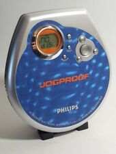 Philips Jogproof Portable CD Player Model AX3211/17 Free Shipping