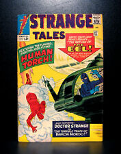 COMICS: Strange Tales #117 (1964), 1st mention of Dr Strange's name on cover