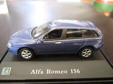 Cararama 1:72 Alfa Romeo 156 Station Wagon Diecast Model w/ Display Case
