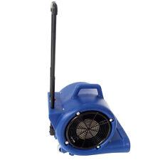 3 Speed Max Storm 5700 CFM Air Mover Carpet Dryer Blower Floor Fan Blue 220V900W