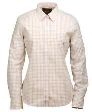 Toggi Solana Ladies Tattersall Shirt Hydrangea Check size 8