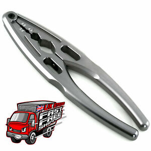 RC Shock Shaft Pliers Clamps - Multi Tool Clamp - Aluminium - UK Stocked