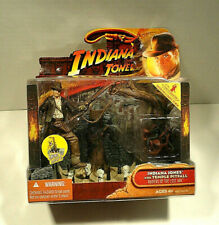 Indiana Jones with Temple Pitfall Raiders Of The Lost Ark