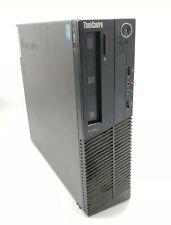 PC LENOVO ThinkCentre M Series M82 4GB Desktop Pro Windows 8