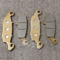 Front Disc Brake Pads Fit For Suzuki XF 650 Freewind 1997-2003 1998 Motorcycle