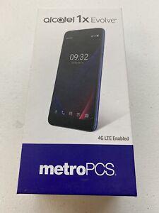 BRANDNEW SEALED IN BOX METRO PCS ALCATEL 1x EVOLVE 4G LTE SMARTPHONE
