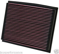 KN AIR FILTER REPLACEMENT FOR AUDI A4 / RS4 / S4 01-09; SEAT EXEO 09-10