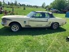 1966 Ford Mustang  1966 Ford Mustang Brown RWD Automatic