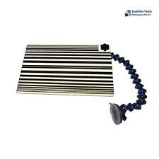 Ausbeulreflektor - Fixierschild Fixierlampe Ausbeulwerkzeug PDR Light weiss/schw