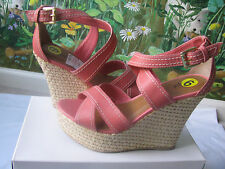 ART EM PE' Platforms / Wedge Women Sandals Shoes size 9 New Without  Box