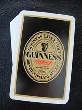 BREWERIANA ADVERTISING PACK of PLAYING CARDS - GUINNESS EXTRA STOUT